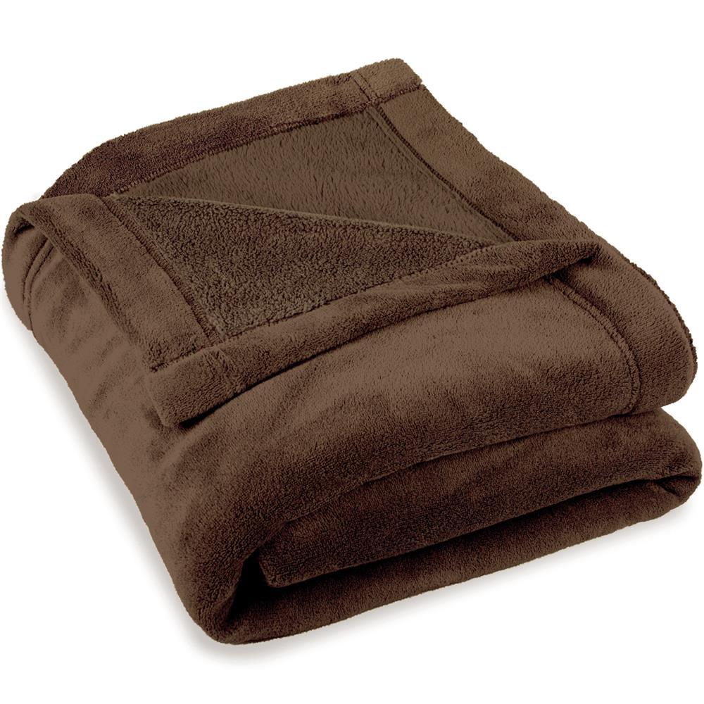 Kuscheldecke Tagesdecke Wohndecke Sofa Decke Microfaser Coralfleece Montreal Ebay